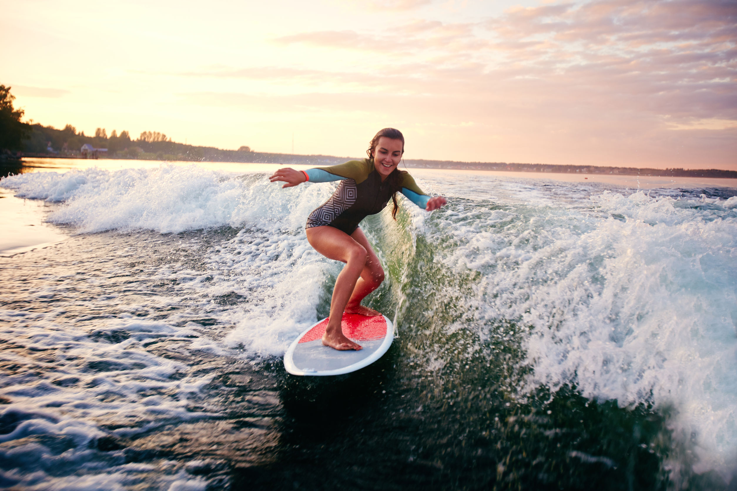 learning to surf life's waves with the right life coach